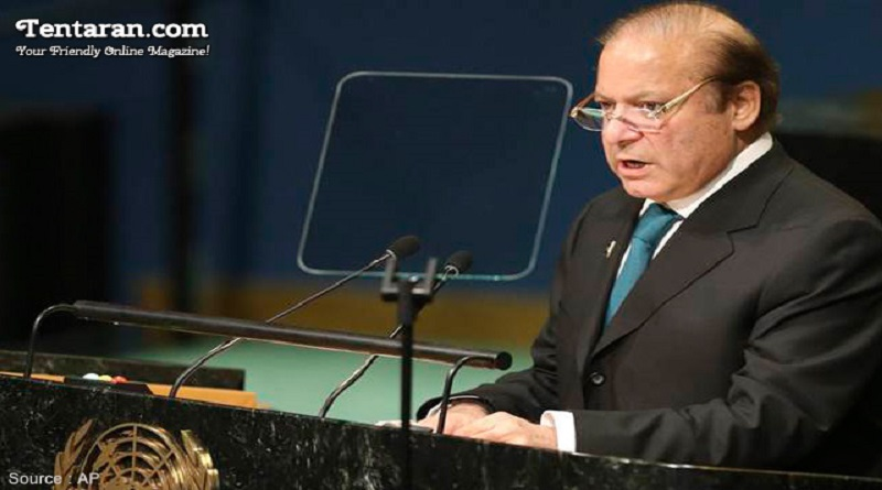india slammed pakistan's pm