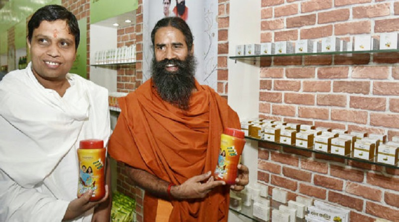 patanjali's ceo