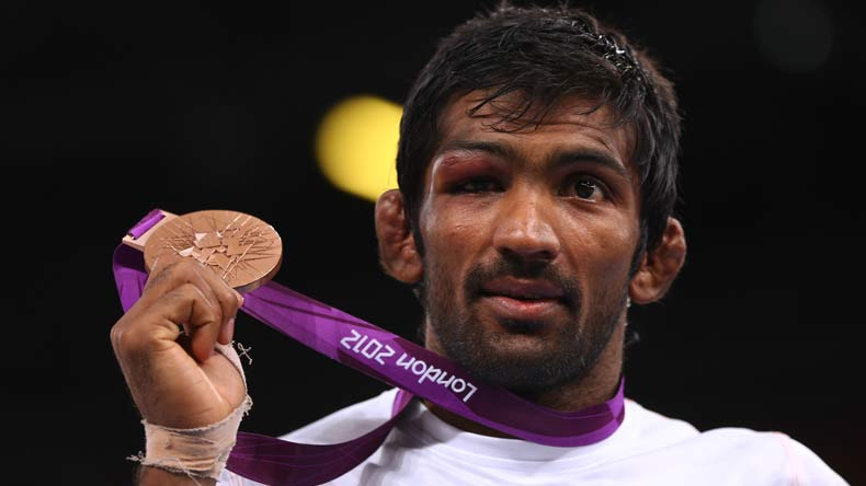 yogeshwar dutt gold london olympics