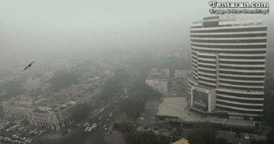intense air pollution in delhi
