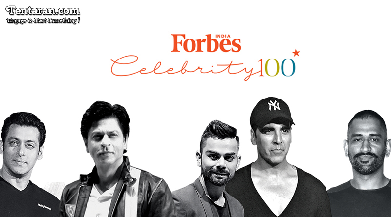 Salman Khan tops Forbes India celebrity list, Virat tops ...