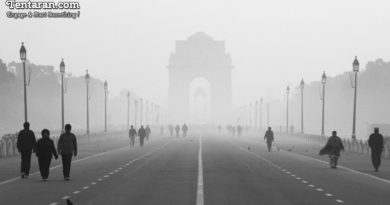 delhi's lowest temperature record