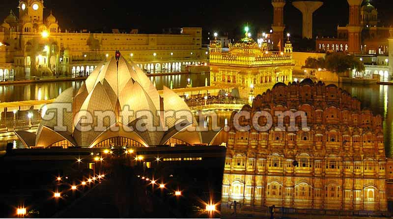 The great Cities of golden triangle and Punjab Under Rs 5000