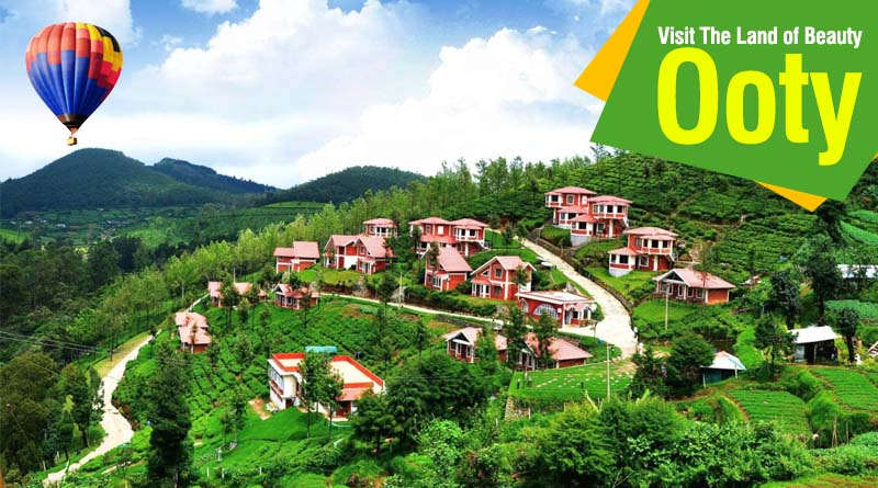 visit the land of beauty ooty