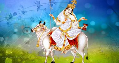 Hindu New Year Celebration and Goddess Durga Worship