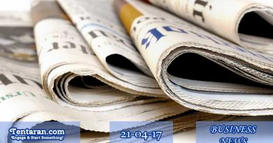 business headlines 21st april