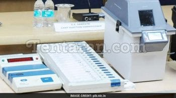 Centre Clears 3,000 Crores for All-New VVPAT Machines for use in  2019 elections