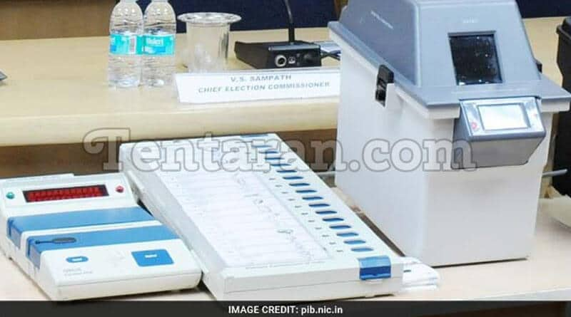 centre clears 3,000 crores for vvpats, vote machines