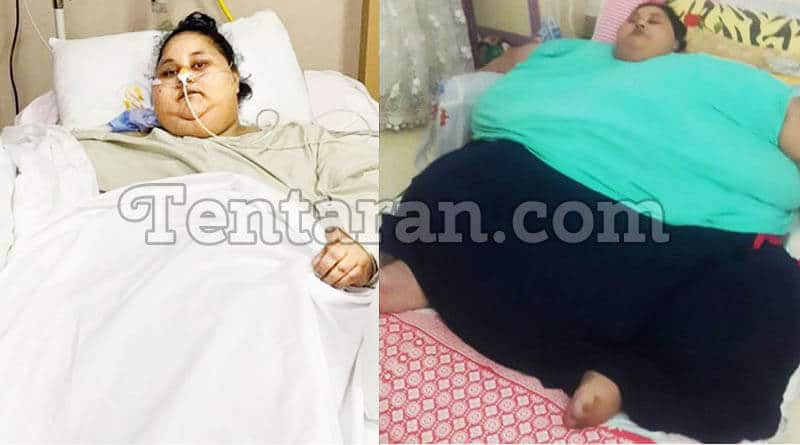 world's heaviest woman' eman ahmed