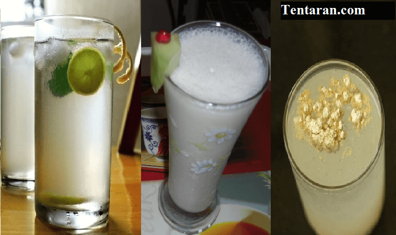 Summer Coolers – Recipe for Lemon Water, Lassi & Sattu drink