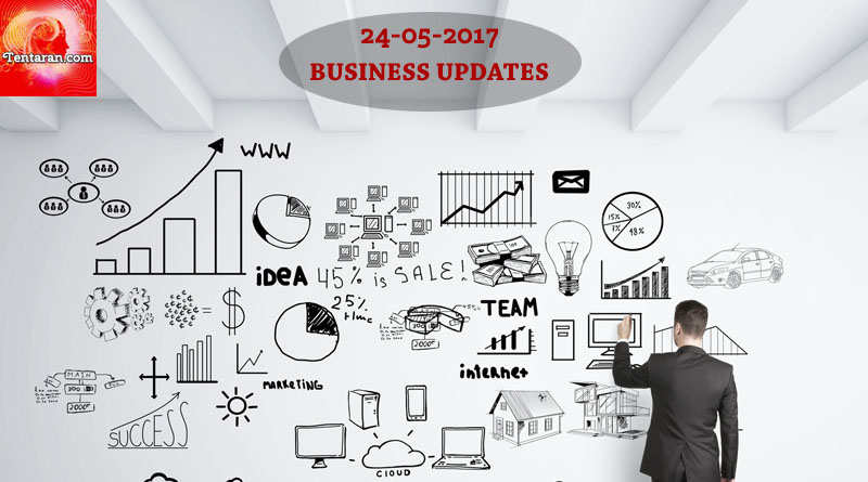 business news 24th May