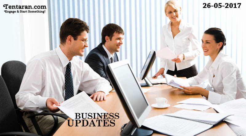 Business News Headlines 26th May