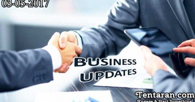 business headlines 3rd may