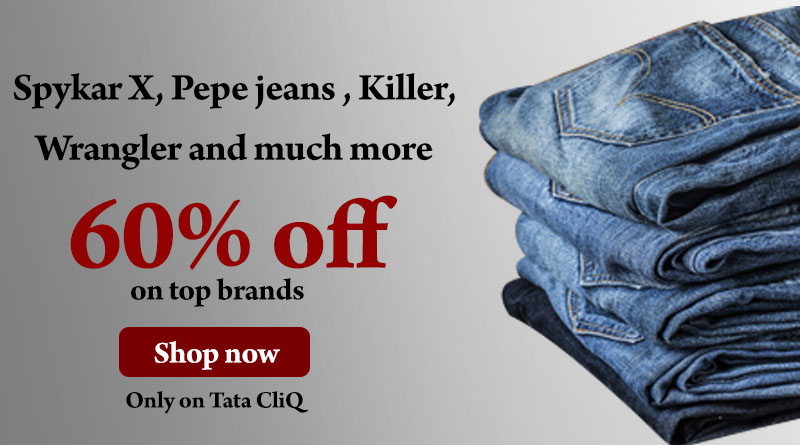 60% off on top brands