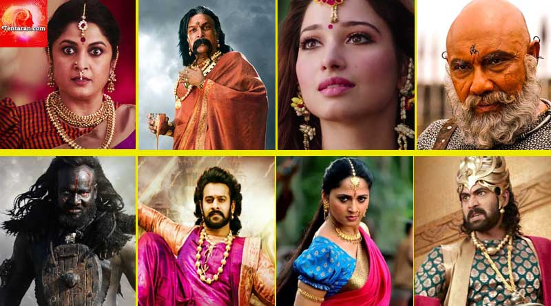 Bahubali character's story Behind the scence