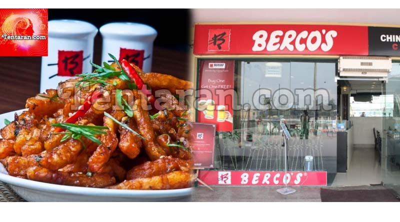 Bercos Best Chinese Restaurants in Delhi