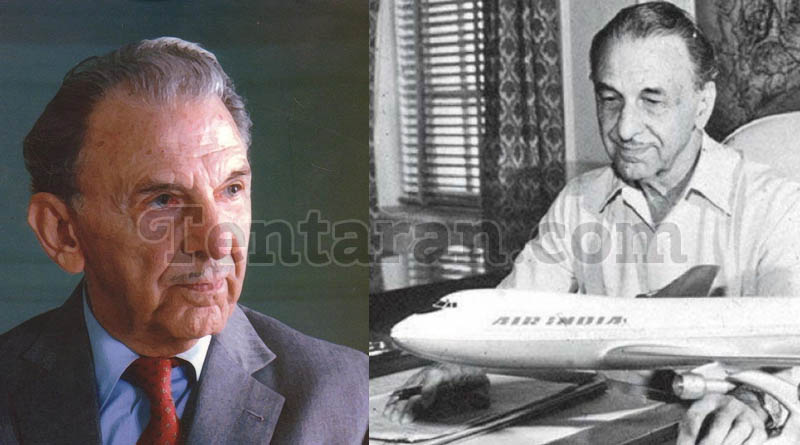 biography of jrd tata The tatas decided to fund swatantra, in the hope that, as jrd tata told rajaji, ' india's political life develops in a truly democratic way around.