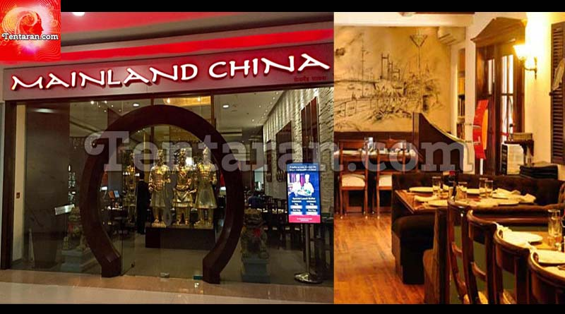 Mainland ChinaBest Chinese Restaurants in Delhi