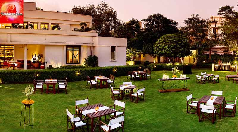 The Manor fine dining in delhi