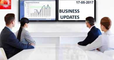 business headlines 17th May