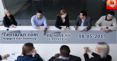 business headlines 18th May