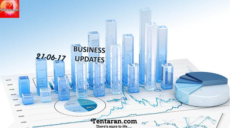 India business news headlines 21st June
