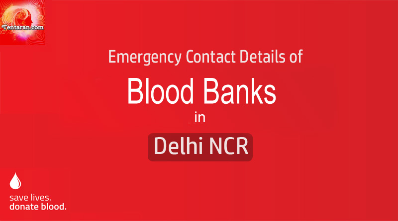Blood banks in Delhi