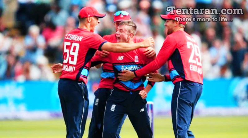 England Win T20 Series Against South Africa