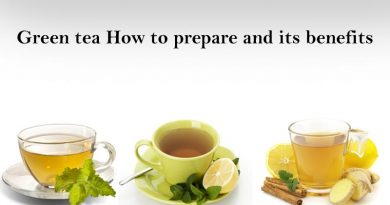 Green tea How to prepare and-its-benefits