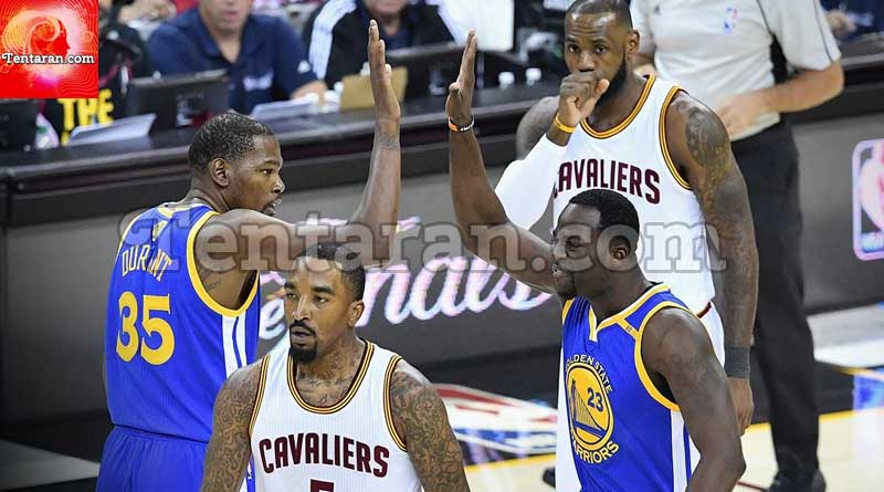 NBA Finals Game 3 Warriors,Durant Edge Past Cavs In Thriller