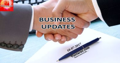 India business news headlines 10th July