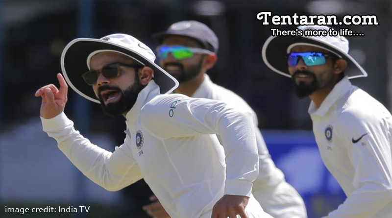 India's Tour Of Sri Lanka First Test India Finish Day 3 Strongly