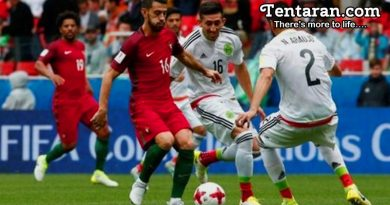 Portugal Beat Mexico To Take Third-Place