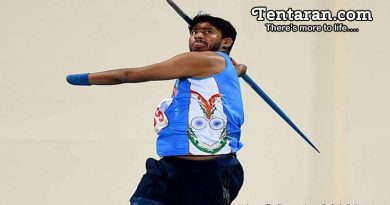 Sundar Singh Gurjar won the gold in the men's javelin throw