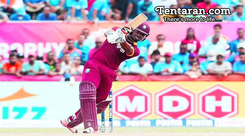West Indies V  India T20: West Indies Turn On The Style To