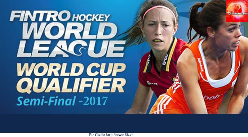 Women World Hockey League Semi-Final 2017