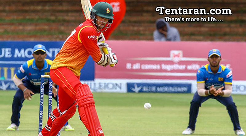Zimbabwe Blow Sri Lanka Apart In Fifth ODI To Win Series