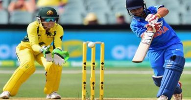 india vs Aus women cricket match