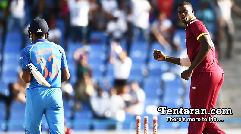 West Indies Stop India Juggernaut