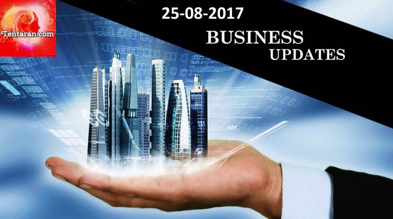 India business news headlines 25th August