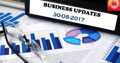 India business news headlines 30th August