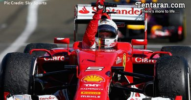 Ferrari's Sebastian Vettel Wins The First Formula 1 In Hungary