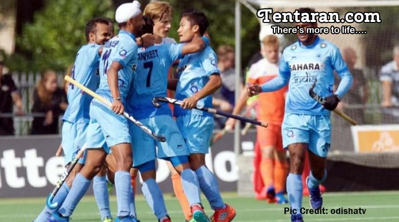 India Beat Netherlands 2-1 To Win Series