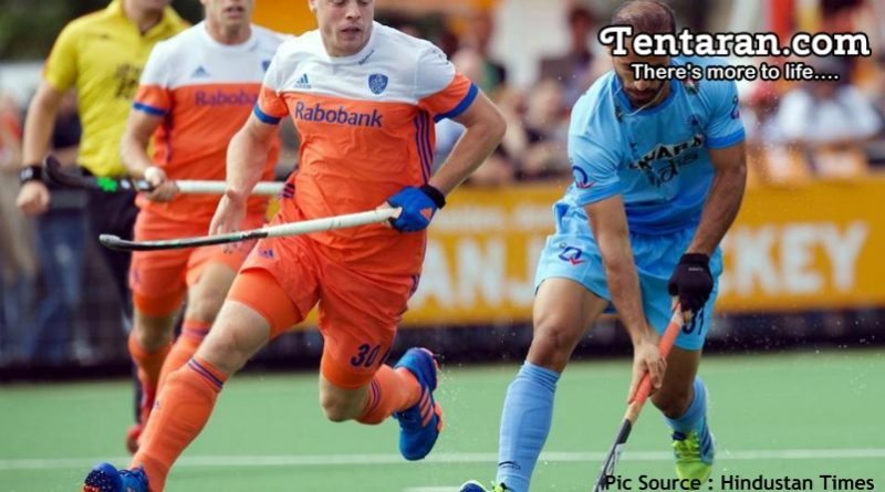India Beat Netherlands 4-3 To Win Their First Match