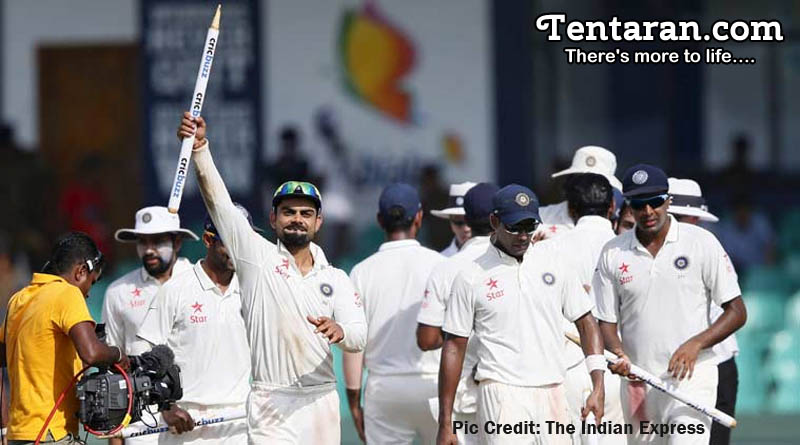 India Crush Sri Lanka To Win Series