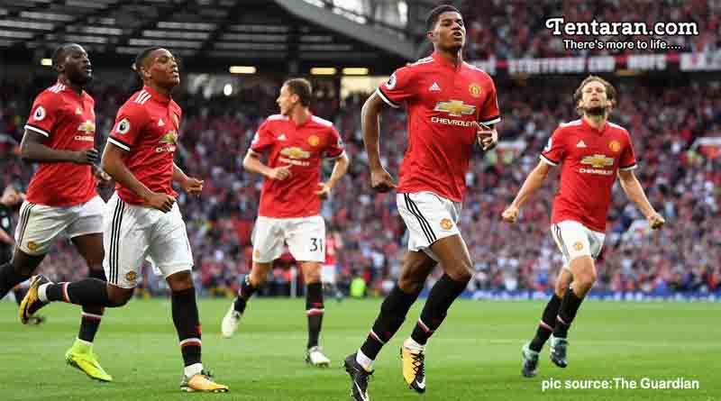Manchester United Defeat Leicester To Continue Their Perfect Start To The Season