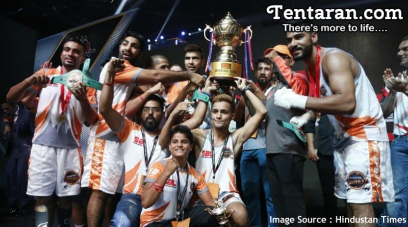 Maratha Yodhas Beat Haryana Warriors To Win Super Boxing League