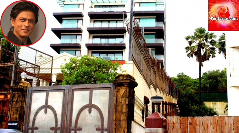 Shahrukh Khan home in mumbai