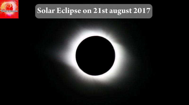 Solar Eclipse on 21st august 2017