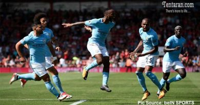 Sterling's Injury-Time Winner Saves City The Blushes Against Bournemouth